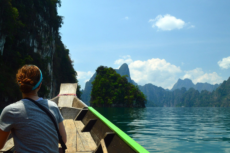Khao Sok Lake Cheow Lan