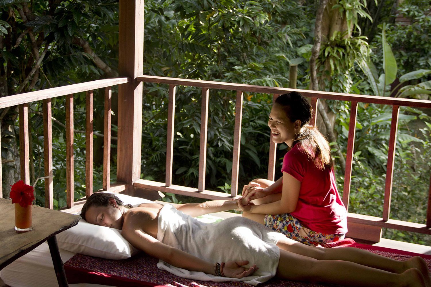 Khao Sok Thailand Thai or Oil Massage