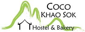 Coco Khao Sok Hostel Logo